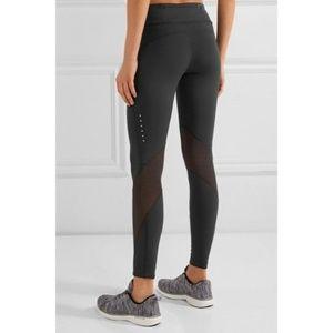 Nike Power Epic Lux Mesh Black Running TIghts